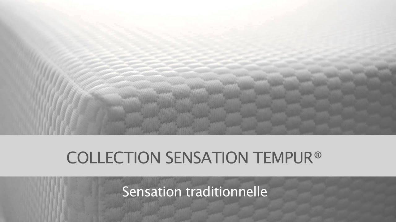 Collections De Matelas Tempur Youtube