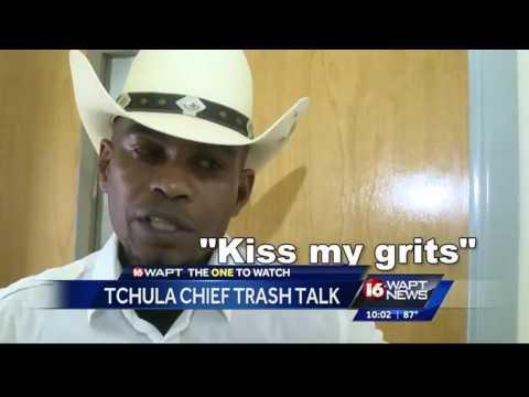 Special Report: Tchula Chief trash talk