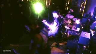 Krokodil - Reptilia Familiar / Sun Riders - Brudenell SC, Leeds UK : 31-Jan-2014