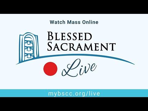 Thursday Daily Mass | 06/04/20