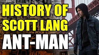 Marvel Movies: History of Scott Lang/Ant Man