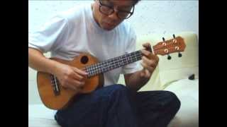 Killing Me Softly With His Song  (Ukulele Solo) by Mr V