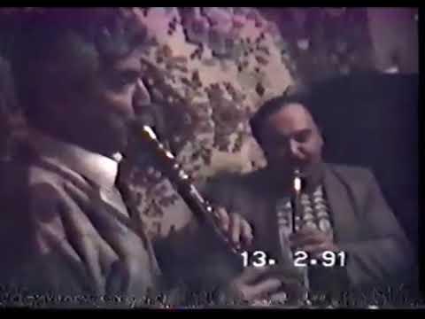 Александр Багдасаров(Баиловский)& Игорь Мирзоян 1991