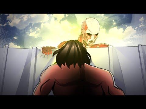 Attack On Titan - MELHOR DESENHO DO MUNDO !!! ‹ Ine ›