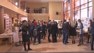 Благотворительная выставка ''100 идей для Беларуси''