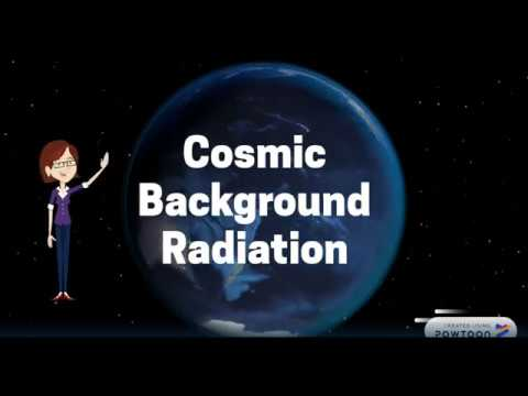 Cosmic Background Radiation (Science 10 Astronomy Project)