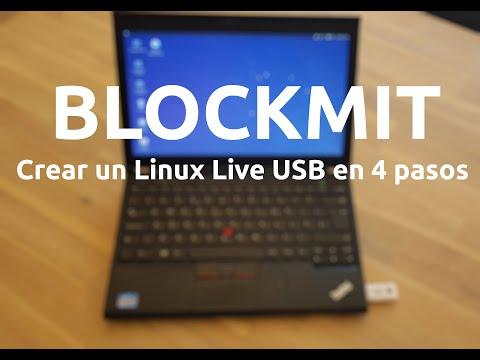 ⭐ Crear un Linux Live USB en 4 pasos ⭐