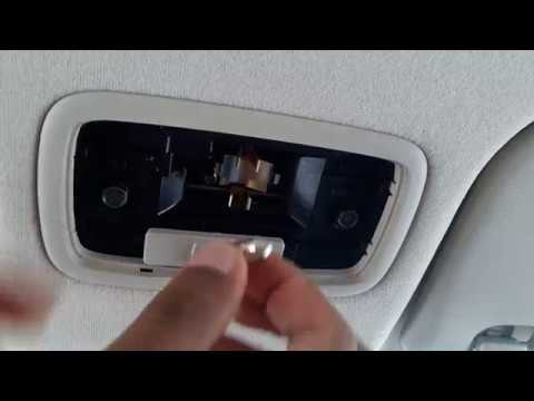 Hyundai I10 Dome Light Fix Easy Bulb Fuse Box 2019