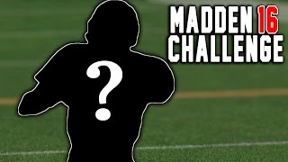 mysterious new quarterback peyton manning the rb 9 madden 16 nfl career challenge