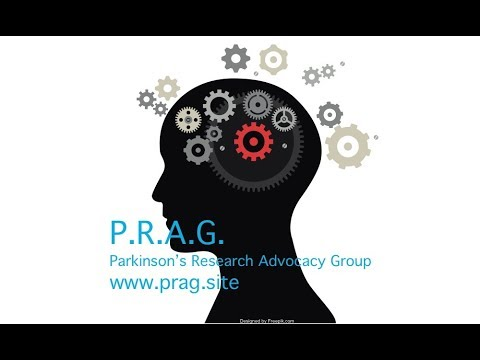 P.R.A.G. - Parkinson's Research Advocacy Group