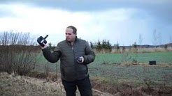 Halpa Wifi Drone kameralla: Eachine E52-TX Testilentoa