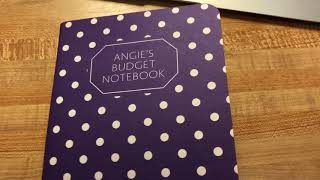May Designs Budget Notebook Review: