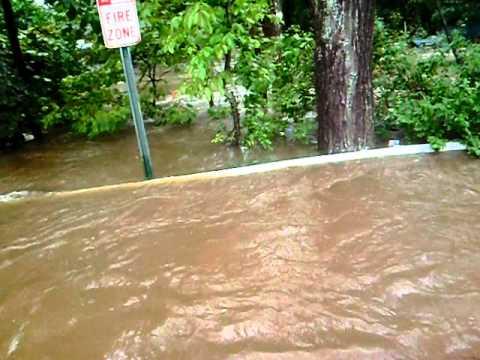 Flood in Saddle River #1