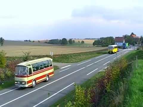 AAF : 1ère rencontre européenne d'autocars de collection 16 octobre 2015