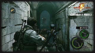 Resident Evil 5 Gold Edition: 1-1 Parte 2