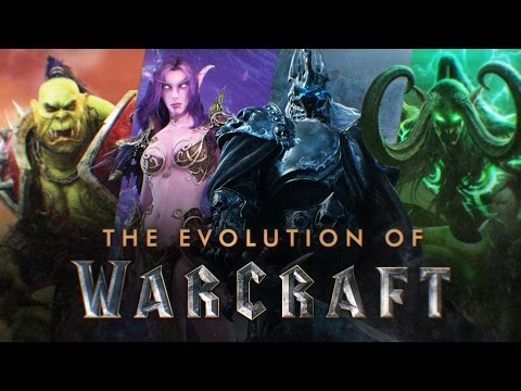 The Evolution of Warcraft