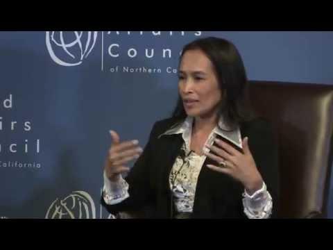 Somaly Mam: Cambodian Activist, Humanitarian and Survivor of Sex Slavery