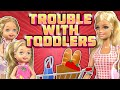 Barbie - The Trouble with Toddlers | Ep.51