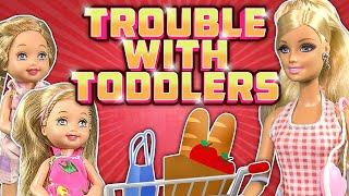 Barbie - The Trouble with Toddlers | Ep.51 thumbnail