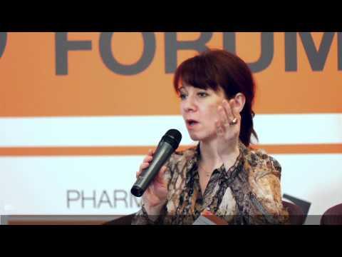 Interview with Ivan Glushkov at the CIS Pharmaceutical Forum 2013