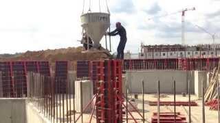 Устройство железобетонных конструкций(Элитная отделка помещений, реконструкция зданий, инженерные работы www.квартираотделка.рф., 2014-10-09T18:22:14.000Z)