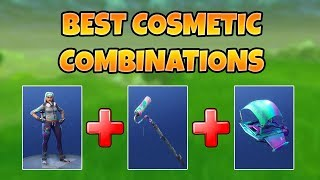 The Best Cosmetic/Skin Combinations In Fortnite Battle Royale!