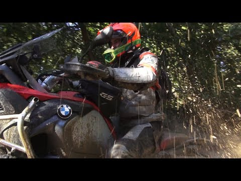 Alex and the Valley of Doom  a BMW KTM Motorcycle Adventure