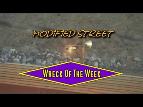 Wreck Of the Week Volunteer Speedway 4-4-15