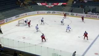 Venäjä-Suomi 3–1 // U18 // Ivan Hlinka 9.8.2017