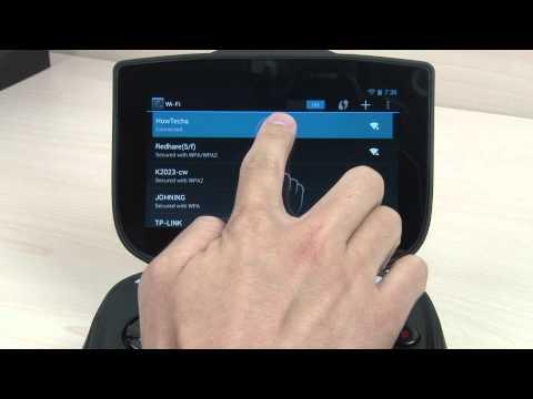 How to set up Wi-Fi on Nvidia Shield