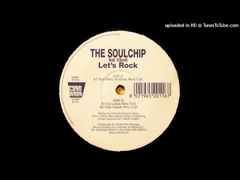 The Soulchip - Let's Rock (Novy vs Eniac Remix) [1999]