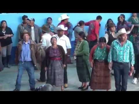 Baile en Soloma, 28 de junio de 2,016.