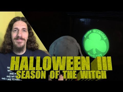 Halloween III Season of the Witch Review