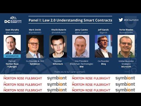 Panel 1: Law 2.0