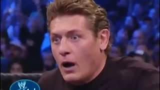 WWE Idol - The Iron Sheik humbles William Regal