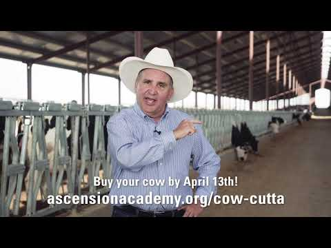 Ascension Academy Cow Cutta Promo Reminder 02