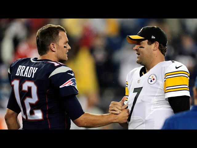 L'affiche NFL de la Semaine 1 : Pittsburgh a les armes pour faire tomber les Patriots