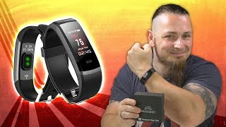 Baixar Xiaomi MiBand Alternative? 🏃 MAKIBES HR3 [Review, Technik, German, Deutsch]