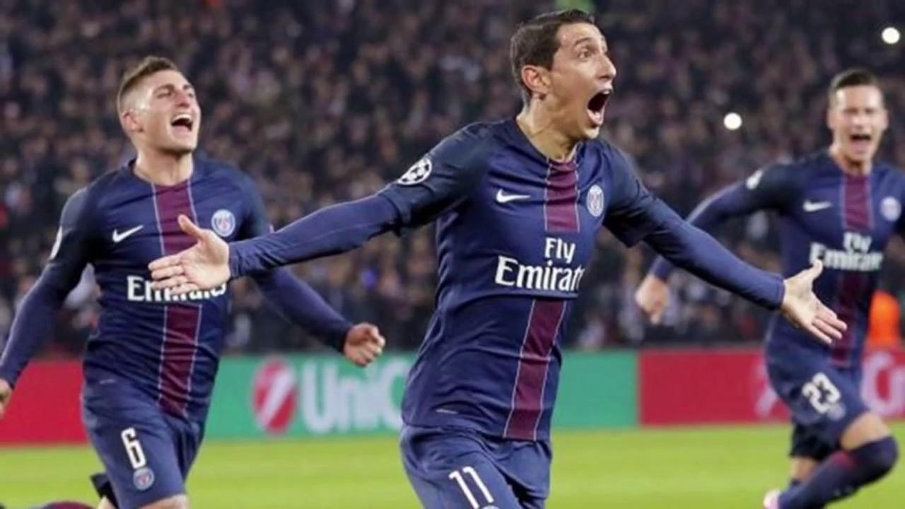 Champions League Review 1 Psg Barcelona Dortmund
