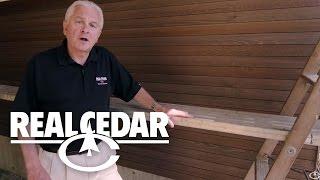 Faq : Pre-finishing Real Cedar Siding - Realcedar.com