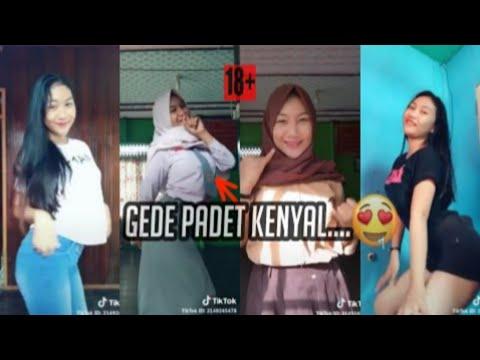 Tiktok Hot Indonesia | Tiktok ID : 2148245478 | ABG SMA Hot🔥 Montok padet gede 😍 #25