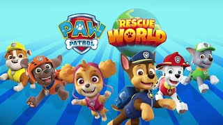 PAW Patrol Rescue World Gameplay | Mobile