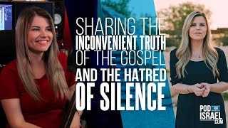 Sharing the INCONVENIENT TRUTH of the GOSPEL, and the HATRED of silence.