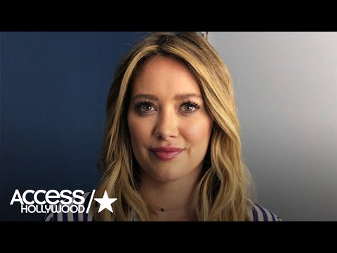 Hilary Duff's Top Beauty Secrets | Access Hollywood