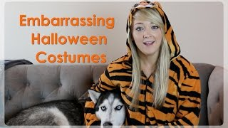 Embarrassing Halloween Costumes Thumbnail