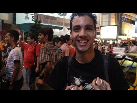 Hamza bendelladj The hacker Algérien