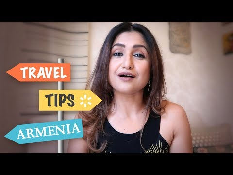 Travel tips - Armenia!
