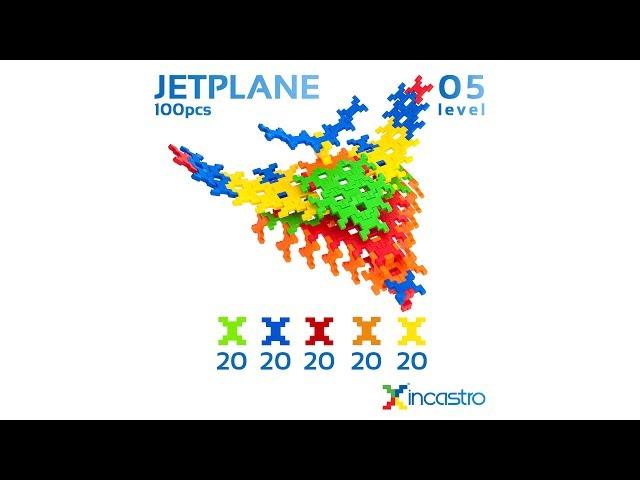 INCASTRO | Level 5 | Jetplane