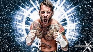 WWE: CM Punk theme song ''Cult Of Personality''