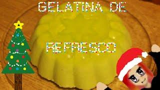 Gelatina de Refresco // Postre navideño // DIY Navideño // Rapida y Facil Thumbnail